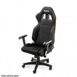 Cadeira Escritório SPARCO R100 BLACK