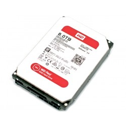 WD RED 8TB 128Mb SATA