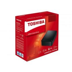 TOSHIBA 3.5 4Tb 3.0 CANVIO Preto