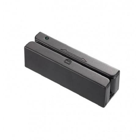 Leitor DDIGITAL cartões magnéticos USB Universal