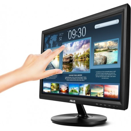 ASUS TFT 19,5P - VT207NV2 TouchSreen