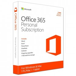 Office 365 Personal PT Subscr. 1YR