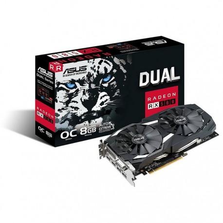 ASUS RX 580 DUAL OC 8GB