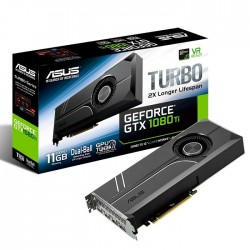 ASUS GTX 1080 TI TURBO 11GB