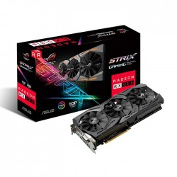 ASUS RX 580 GAMING STRIX TOP OC 8GB