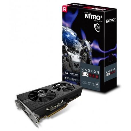 SAPPHIRE NITRO+ RX 580 8GB