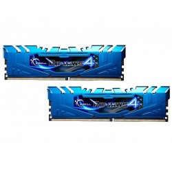 G.Skill 8GB DDR4 3000 Ripjaws 4 Blue