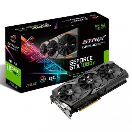 ASUS GTX 1080TI ROG STRIX OC 11GB