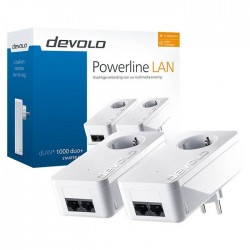 Devolo dLAN 1000 duo+ Starter Kit