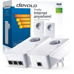 Devolo dLAN 650 Triple+