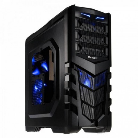 Antec GX505 Preto-Azul