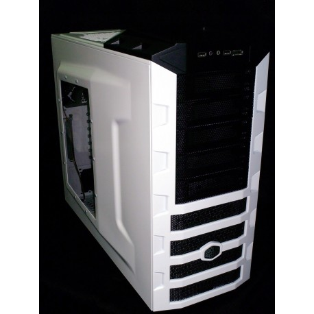 Cooler Master HAF 922 MODDING WHITE